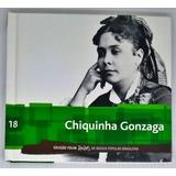 Cd Chiquinha Gonzaga   Coleção Folha Raízes   Seminovo