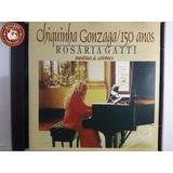 Cd Chiquinha Gonzaga 150 Anos   Ganha Caixa   B7
