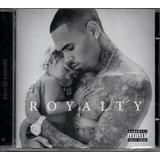 Cd Chris Brown   Royalty
