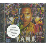 Cd Chris Brown Fame Feat Ludacris Kevin Mccall Tyga Lacrado