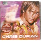 Cd Chris Duran   Why   Edição Especial