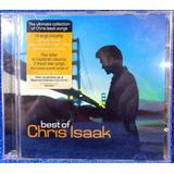 Cd Chris Isaak Best Of Original Pronta Entrega