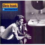 Cd Chris Isaak Heart Shapewd World Novo