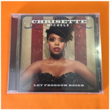 Cd Chrisette Michele Let Freedom Regina Lacrado