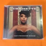 Cd Chrisette Michele Let Freedom Reign   Lacrado