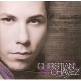 Cd Christian Chavez  Almas Transparente Ex Rbd Lacrado