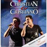 Cd Christian E Cristiano   Fa Ta Na Cara