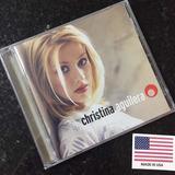 Cd Christina Aguilera Importado Lacrado 1999 Genie Eua