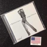 Cd Christina Aguilera Stripped Importado 2002 Lacrado Novo