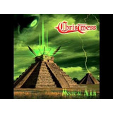 Cd Christmess   Mystical Alien   Cd Raro