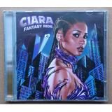 Cd Ciara   Fantasy Ride    Usado Ótimo Estado