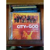 Cd Cidade De Deus Importado Trilha Sonora Sound Track