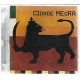 Cd Cidade Negra   Perto De Deus Reggae   Original E Lacrado