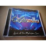 Cd Cinderella   Live At The Mohegan Sun
