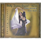 Cd Cintia Mauro Belly Dance Orient Vol 26 Tabla Bassem   D2