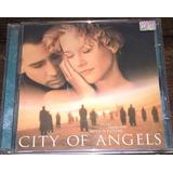 Cd City Of Angels   Ost   Soundtrack   Cidade Dos Anjos
