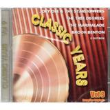 Cd Classic Years Vol 9 Demis Roussos   Nat King Cole Lacrado
