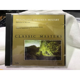 Cd Clássico Mozart Sinfonias 39 E 40
