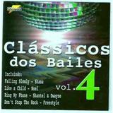 Cd Clássicos Dos Bailes 4 Funk Black Miame Melody Frestyle
