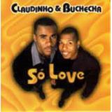 Cd Claudinho Buchecha So Love Raridade Funk Hip Hop Black