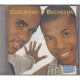 Cd Claudinho E Buchecha Aforma Novo Original
