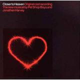 Cd Closer To Heaven Original Cast Pet Shop Boys