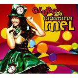 Cd Clube Da Cristina Mel Volume 1 Mk Lc11