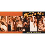 Cd Clube Do Balanço Swing E Samba Rock 2000 Usado