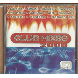 Cd Clube Mixes 2000 Blondie Five No Mercy Jay z Atb Lacrado