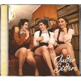 Cd Cluster Sisters   Jazz Swing Anos 40    Novo E Lacrado