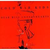 Cd Cold War Kids Dear Miss Lonelyhearts