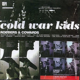 Cd Cold War Kids Robbers And Cowards