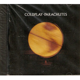 Cd Coldplay   Parachutes   Novo Lacrado