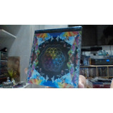 Cd Coldplay A Head Full Of Dreams Lacrado Frete 10 R$
