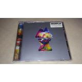 Cd Coldplay Mylo Xyloto Frete Gratis Novo Lacrado Original