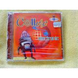 Cd College Electronic Anos 90 1ª Edição 1999 Raro Lacrado