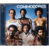 Cd Commodores Icon  Novo Lacrado Original