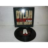 Cd Compacto 7   Bob Dylan   Mark Ronson Numerado Raro