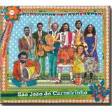 Cd Companhia Cabelo De Menina   São João Do Carneirinho