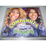 Cd Companhia Do Calipso Vol 6 Com Poster Prom   Original