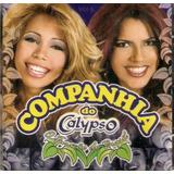 Cd Companhia Do Calypso   O Furacão Do Brasil   Vol 6   Novo