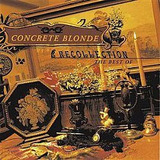 Cd Concrete Blonde   Recollection Best Of  usado otimo