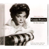 Cd Connie Francis The Hits Collection