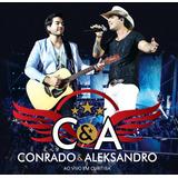 Cd Conrado E Aleksandro   Ao Vivo Em Curitiba