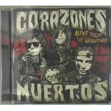 Cd Corazones Muertos Alive From The Graveyard   A6