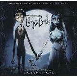 Cd Corpse Bride Soundtrack Noiva Cadaver Danny Elfman