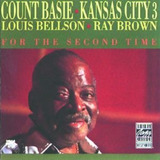 Cd Count Basie  Bellson & Brown   Kansas City 3 Second Time