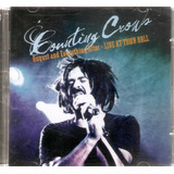 Cd Counting Crows   Live At Town Hall   Novo Lacrado