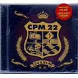 Cd Cpm 22   20 Anos