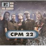 Cd Cpm 22   Mtv Ao Vivo